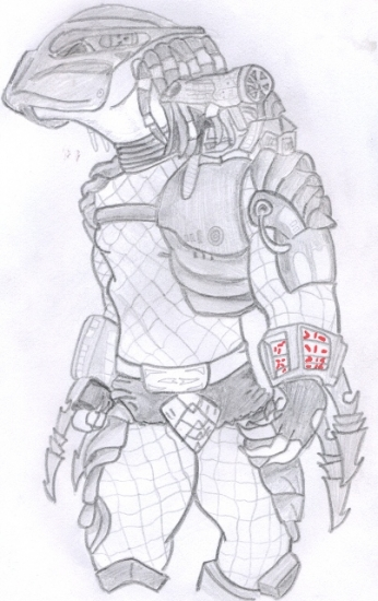 Predator by thomas